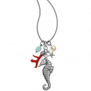 Under The Sea Long Necklace
